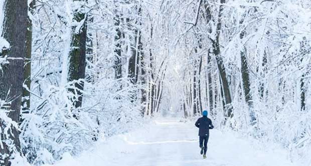 Five Benefits Of Cold Weather Training