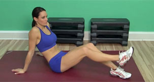 Beginners core strengthening