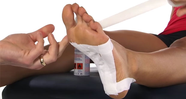 Pain in bottom of foot feels like a bruise