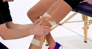 Taping for PCL Injuries