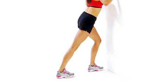 Calf Strain Stretching Exercises