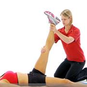 Partner Hamstring Stretch   www.pixshark.com - Images ...