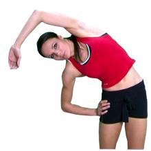 Back Stretching