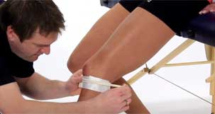 Jumpers Knee Taping