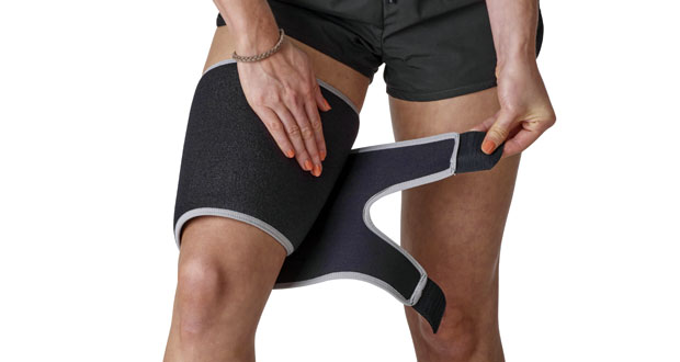 First Aid for thigh injuries