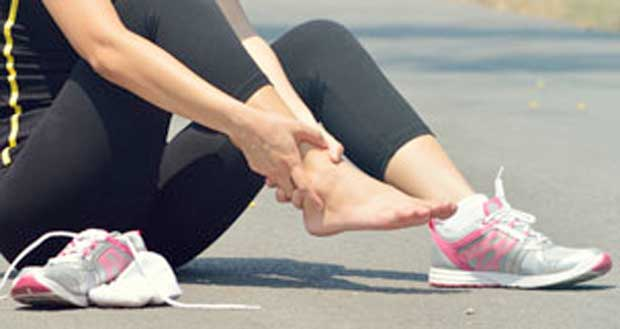 Ankle pain and ankle injuries