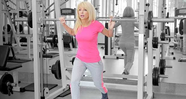 Weight Training After Menopause