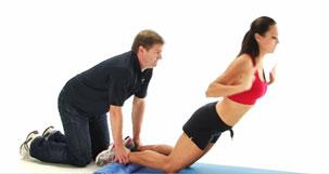Advanced knee exercises