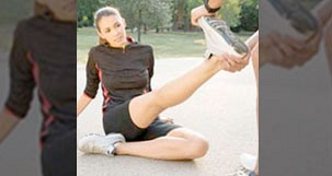 Cramp - Calf Muscles