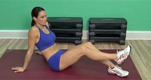 Beginners core strengthening exercises