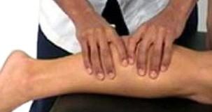 Calf Strain assessment