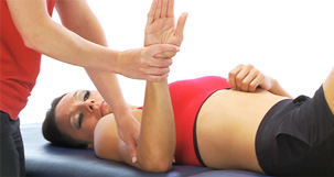 Wrist, arm and elbow stretching exercises