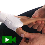 thumb taping video