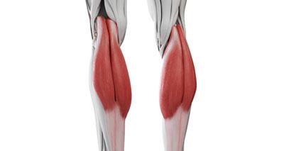 Gastrocnemius tendonitis