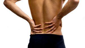 Low back pain - Spondylosis