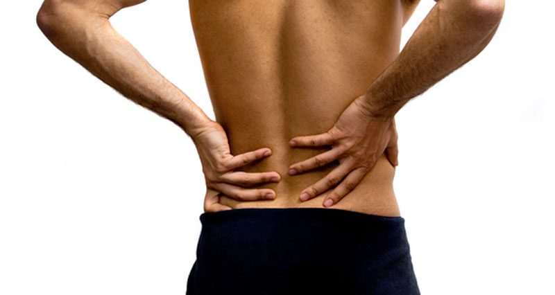 Low back pain - Spondylosis