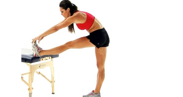 Tight hamstring muscles