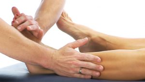 Ankle rehabilitation program