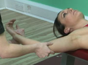 AC joint Sprain exercises