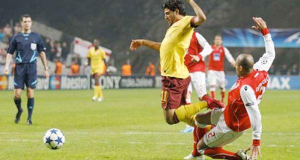 Football Soccer Injuries