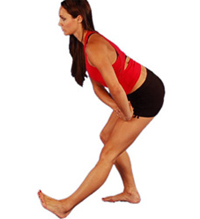 acl hamstring stretch for anterior cruciate ligament injury