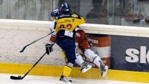 Ice Hockey Injuries