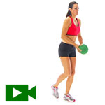 medicine ball catching exercises video
