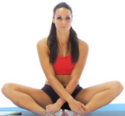 Short adductor muscle stretch