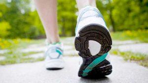 Choosing the best running shoes