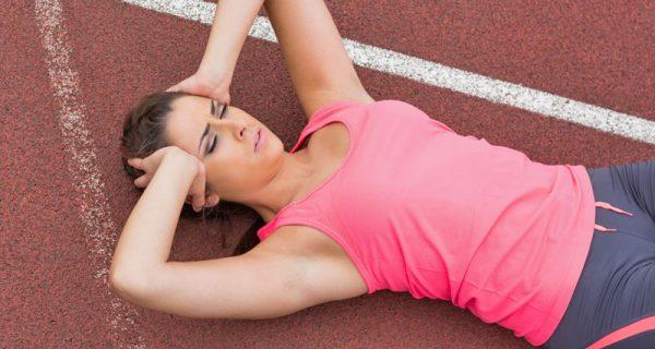 Headaches in sport