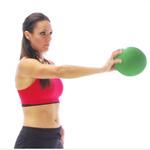 medicine ball Functional shoulder exercise