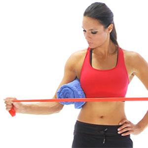 shoulder exercise band