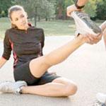 cramp in calf muscles