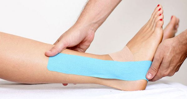 Sports Taping Techniques