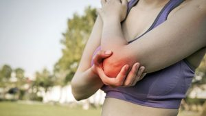 Acute elbow injuries