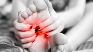 Forefoot and ball of the foot pain