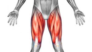 Front thigh pain