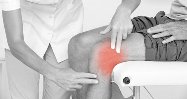 Lateral knee pain