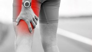 Posterior thigh pain