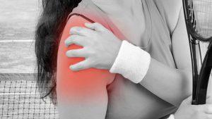 Acute shoulder injuries