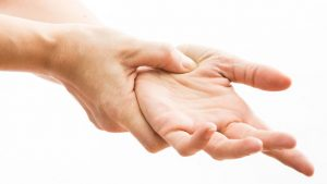 Hand and finger injuries