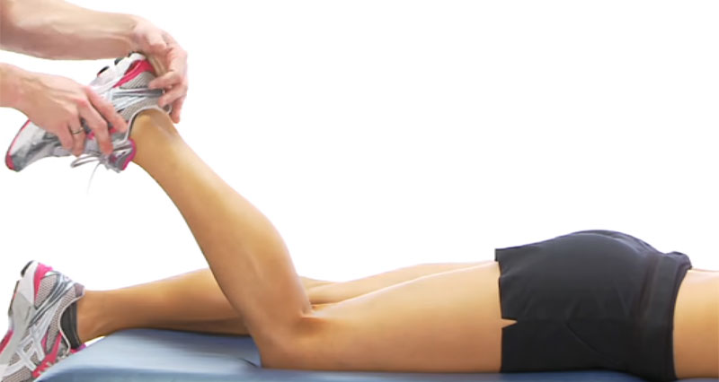Hamstring Exercises - Rehabilitation Exercises For Pulled