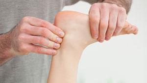 Achilles massage