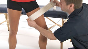 Groin strapping & Taping