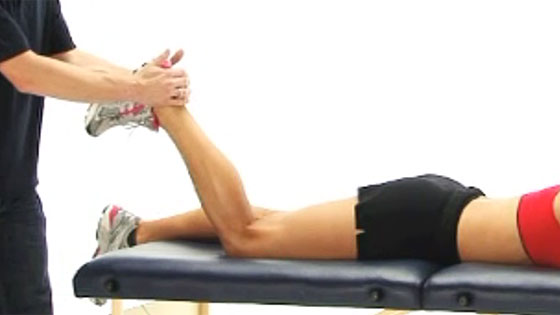 Isometric hamstring exercises