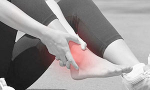 Lateral ankle injuries