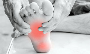 Midfoot pain