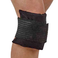 Cold knee wrap
