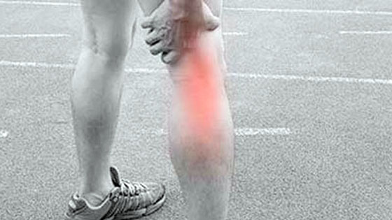Pain at the back of the knee