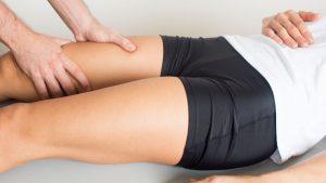 Thigh strain assessment